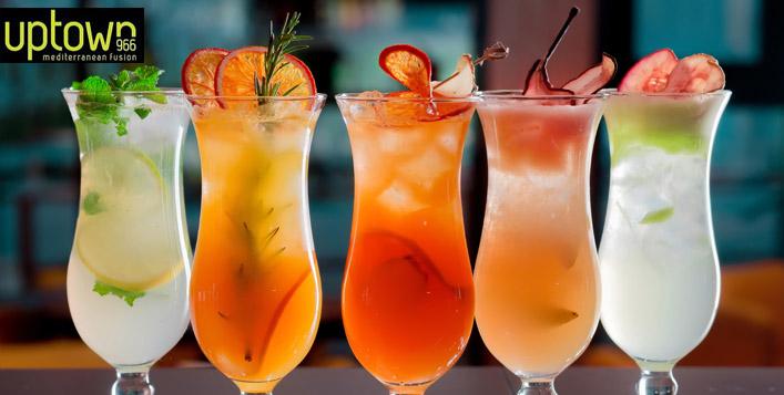 Безалкогольное коктейли в домашних условиях