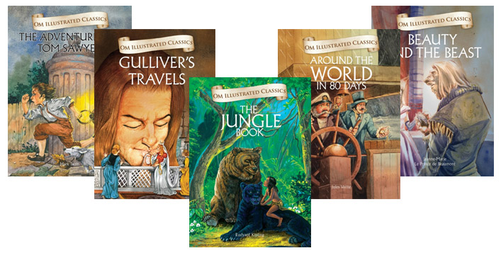 Timeless classics for children & young adults