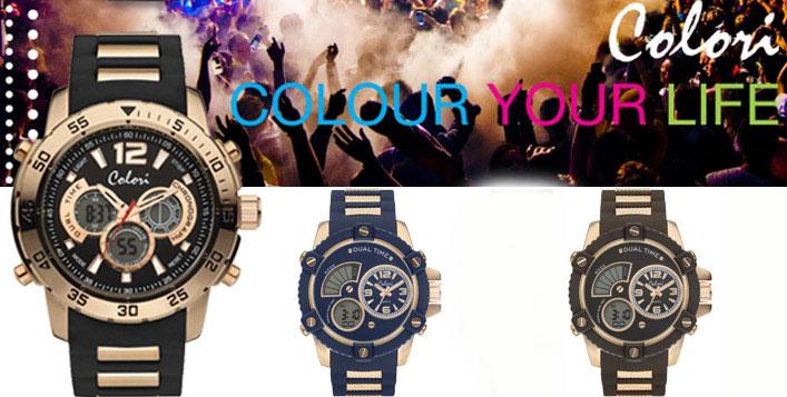 Dutch based fashion watch brand