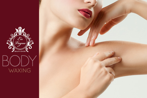 Get a smooth and silky body with waxing for any 3 areas from En Vogue Beauty Centre for just AED 39