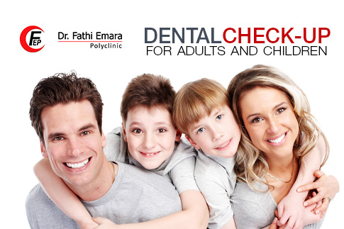 Get yourself a complete dental check-up including X-rays, cleaning, scaling and polishing at Dr. Fathi Emara Polyclinic for AED 99 - Valid for adults and children