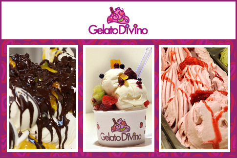 Enjoy any 2 flavours of Gelato Divino ice cream for just AED 10 in over 20 locations across the UAE!