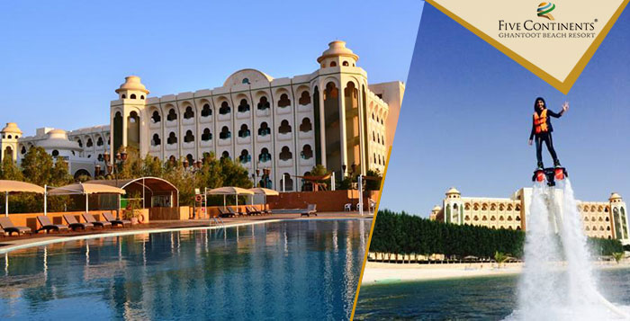 Five Continents Ghantoot Beach Resort