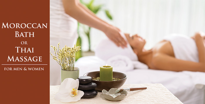 Relax at Green Earth Skin Care Centre