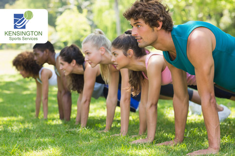 Get into great shape with a 1 month unlimited Boot Camp session or 1 month Insanity Weight Loss Challenge from Kensington Sports! Located in Umm Sequiem Park, Jumeirah and prices start at AED 149