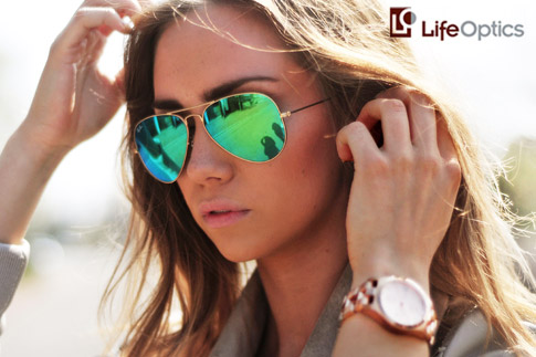 Pay AED 50 and get an AED 500 voucher to use on sunglasses and frames at one of 6 Life Optics locations – Includes brands like RayBan, Armani, Gucci, Porsche design, Oakley and Jimmy Choo!