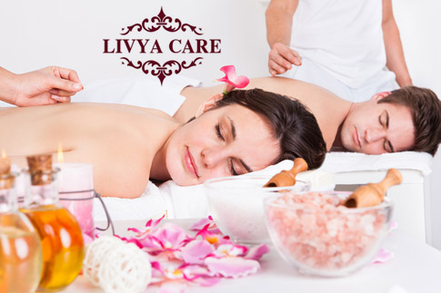 Pamper yourself with a relaxing 60 minute massage for men and women at Livya Care for only AED 99!