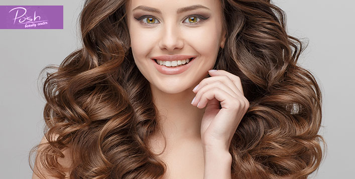 Hair & Beauty Package at Posh Beauty Salon