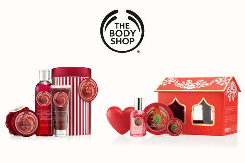Choose from 6 heavenly gift packages from The Body Shop this Valentine's Day – prices start from AED 42 and valid at 18 outlets across the UAE!