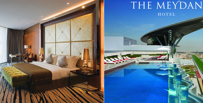 The Meydan Hotel - Couple's Package