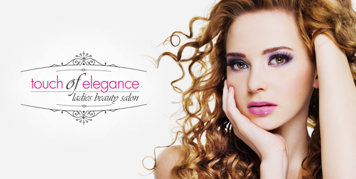 Touch of elegance ladies beauty packages for A touch of beauty salon
