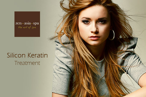 Repair summer damage and fortify your hair against the winters with the most innovative Silicon Keratin treatment at Zen Asia Spa starting from AED 199. Full hair color or highlights also available for AED 229