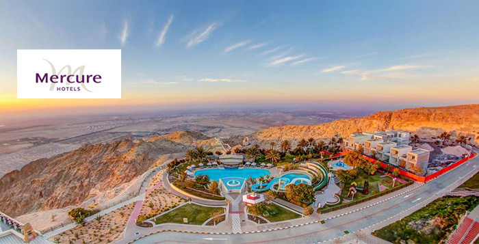 1 Night Al Ain Stay + Breakfast + Zoo Tickets
