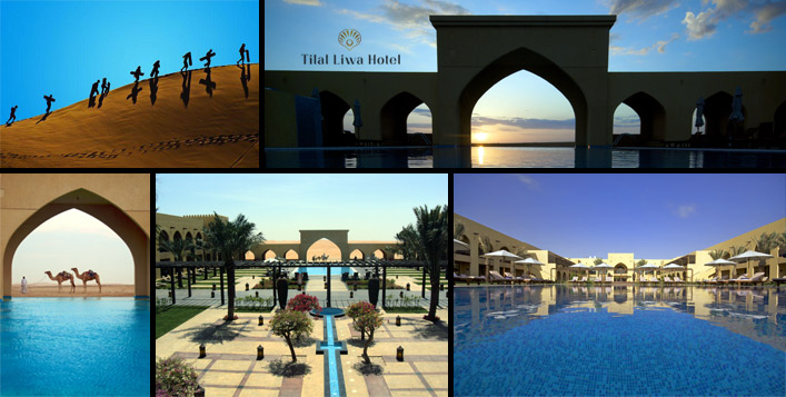 Stay, Meals & Desert Adventure Packages