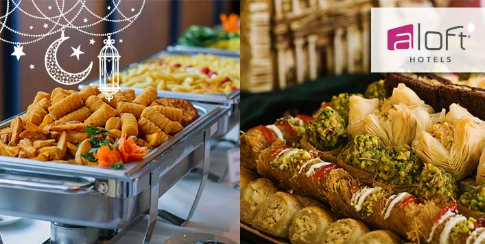 International Iftar Open Buffet