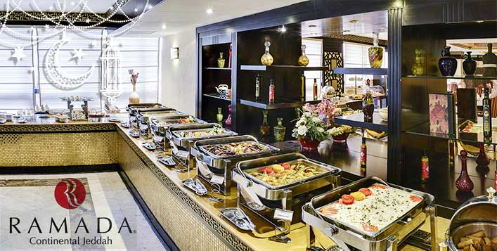 Iftar Buffet at The Heritage Restaurant