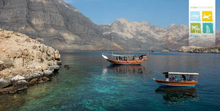 Full Day Musandam Cruise, Lunch & Activities