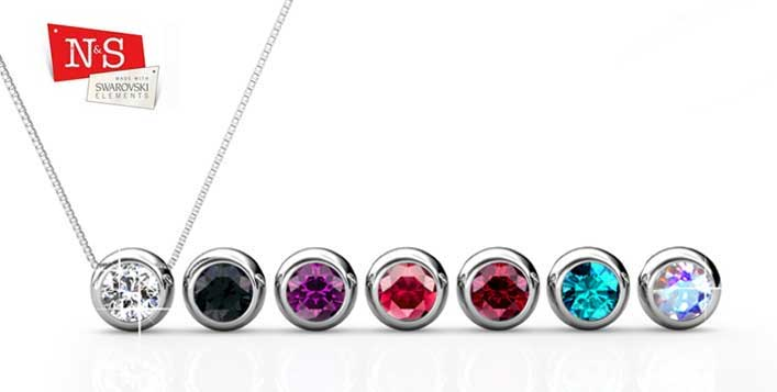 Colour Jewellery Set from N & S Boutique