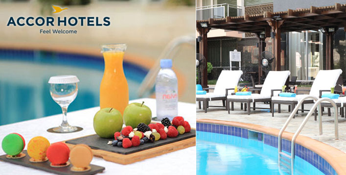 Friday Family Brunch & Pool Access