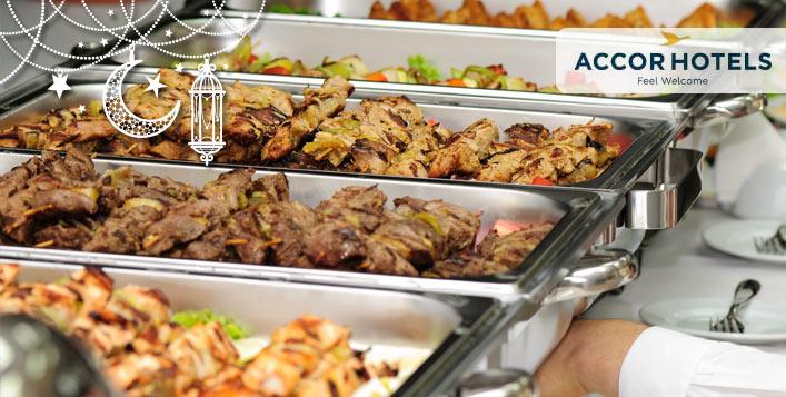 1st week & Last 10 days Iftar Open Buffet