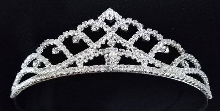 Princess Zircon Studded Crown