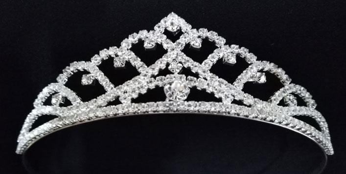 Princess Zircon Studded Crown