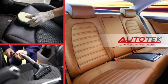 Interior Detailing with Nano Sonic Technology
