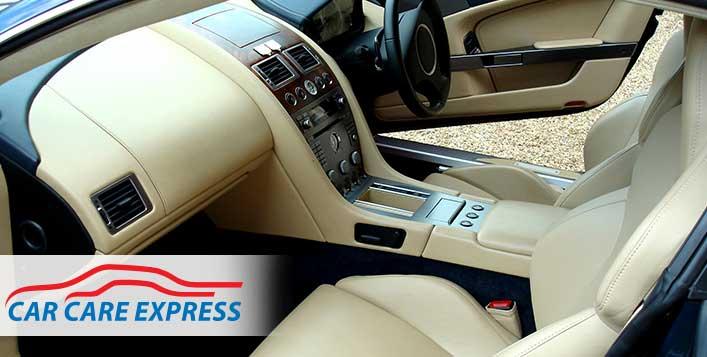 Full Interior Car Detailing Package