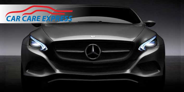 Exterior care package - Car Care Express