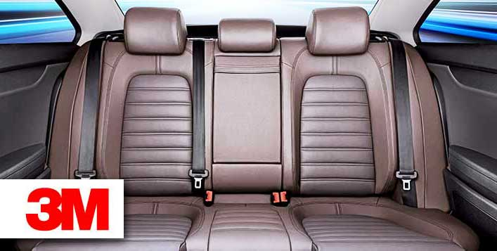 3M Scotch Protection to Your Car Seats Fabric