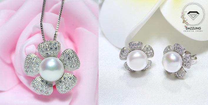 Jewellery Set From Dazzling Jewellery