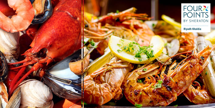 Seafood Night Open Buffet - Every Thursday!