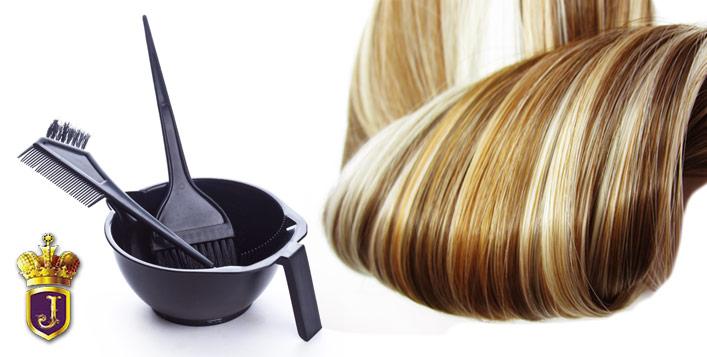 Tuft Hair Highlight & Rinçage for 14 inch