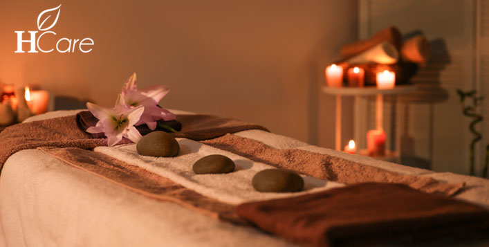 Massage and relaxation packages for men