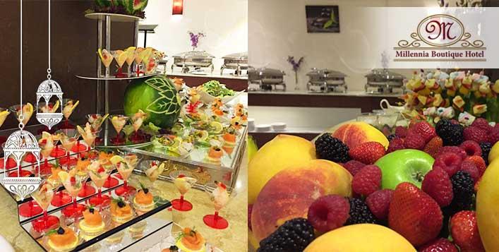 Millennia Boutique Hotel Iftar
