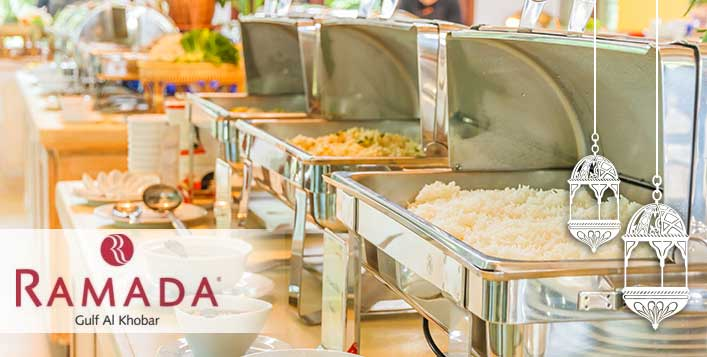Open Iftar Buffet