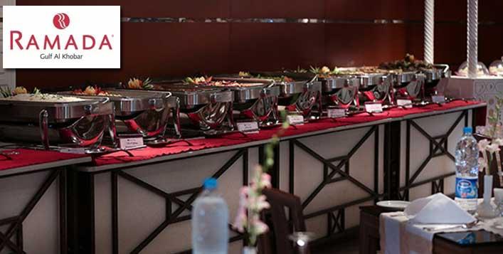 Ramada Gulf Hotel Suhour Open Buffet