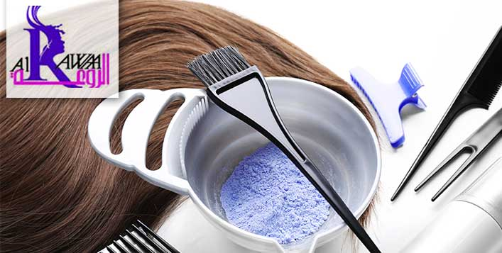 Hair Dye for any Length, Treatment & Blow Dry