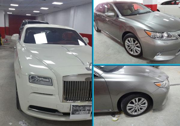 luxury car zoomcar  Full Exterior Detailing At Zoom Car