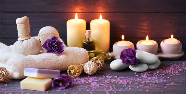 Relaxation Package, Moroccan Bath & Massage