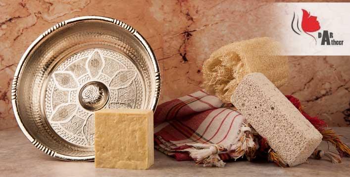 Moroccan Bath, Massage & More