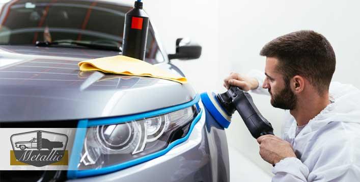 Exterior & Interior Car Detailing