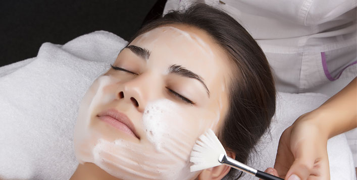 Salons For Facial Package Cleansing