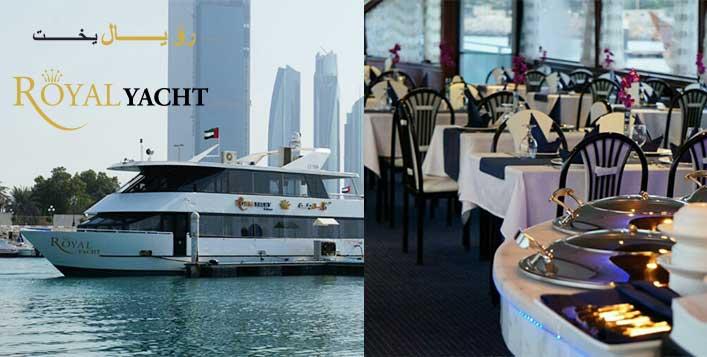Royal Yacht 2 Hours Luxury Cruise +Buffet
