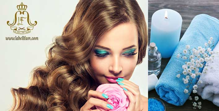 Beauty Treatments at La Bell Fam Ladies Salon