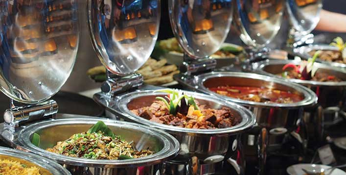 Image result for buffet iftar