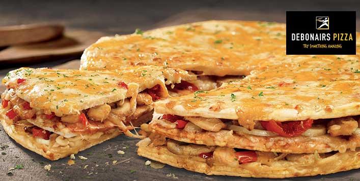 Debonairs Pizza Ramadan Combo- 2 Pizza +Drink