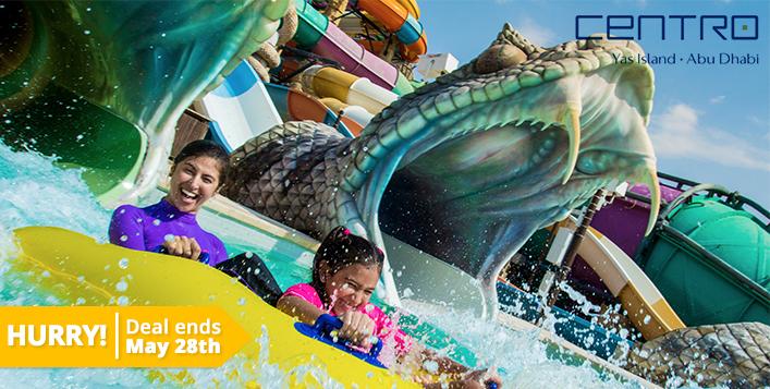 Centro Yas Island by Rotana Stay + Theme Park