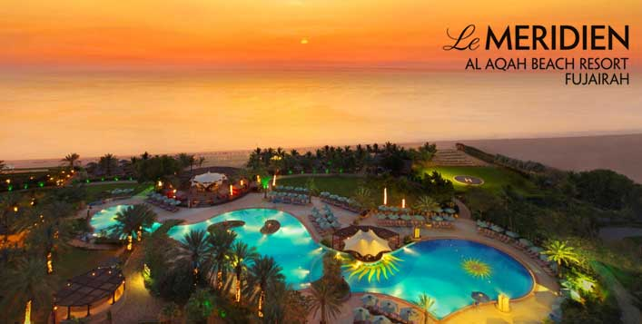 Le Meridien Al Aqah Beach Resort Ramadan Stay