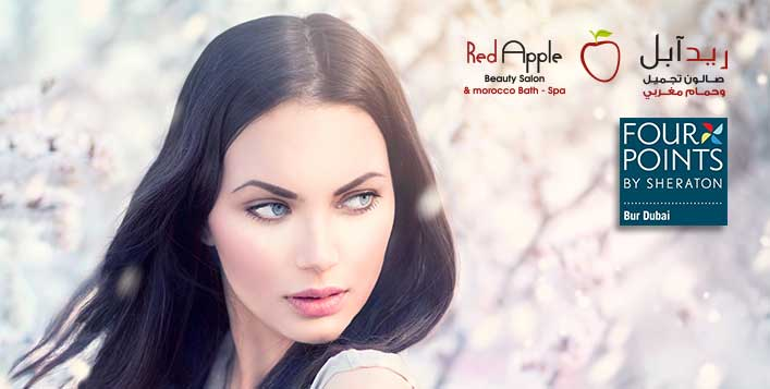Red Apple Beauty Salon Pampering Sessions